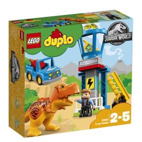 LEGO Duplo - Wieża tyranozaura 10880