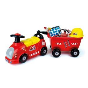 Chicos - Jeździk Wóz strażacki 35294