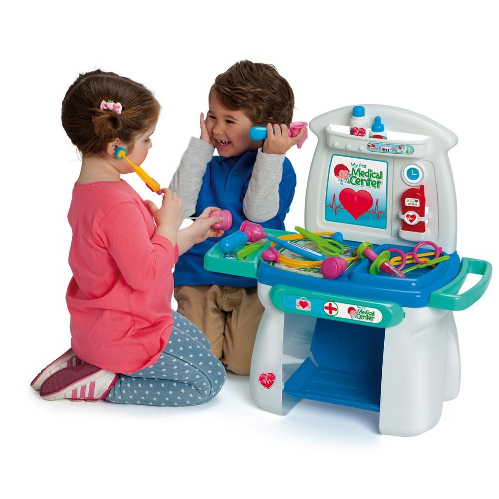 Chicos - Moje pierwsze centrum medyczne Zestaw Małego Lekarza 84504