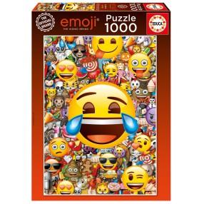 Educa - Puzzle Emoji 1000 el. 17108