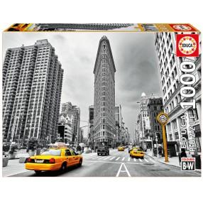 Educa - Puzzle Budynek Flatiron Nowy York 1000 el. 17111