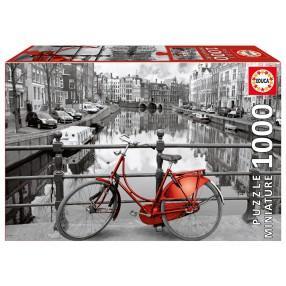 Educa - Puzzle Amsterdam Miniatura 1000 el. 17116