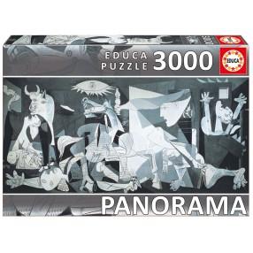 Educa - Puzzle Guernica Pablo Picasso Panorama 3000 el. 11502