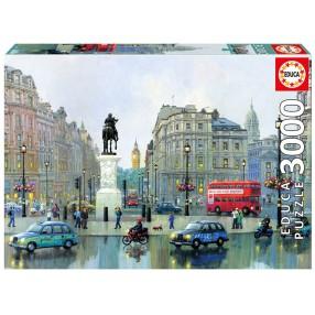 Educa - Puzzle Charing Cross Londyn Alexander Chen 3000 el. 16779