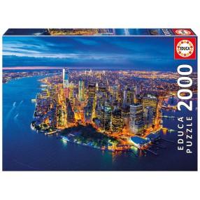 Educa - Puzzle Nowy Jork z lotu ptaka 2000 el. 16773