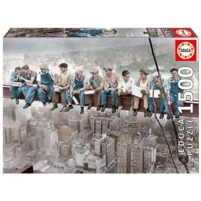 Educa - Puzzle Śniadanie w Nowym Jorku 1500 el. 16009