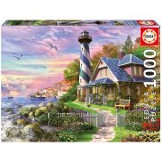 Educa - Puzzle Latarnia w Rock Bay 1000 el. 17740