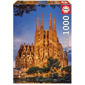 Educa - Puzzle Sagrada Familia 1000 el. 17097