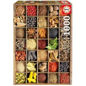 Educa - Puzzle Przyprawy 1000 el. 15524