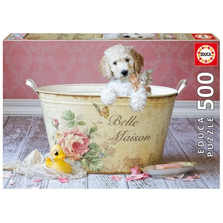 Educa - Puzzle Belle Maison Lisa Jane 500 el. 16736