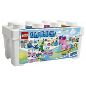 LEGO Unikitty - Kreatywne pudełko z klockami z Kiciorożkowa 41455