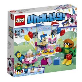 LEGO Unikitty - Czas na imprezę Książę Piesio Rożek 41453