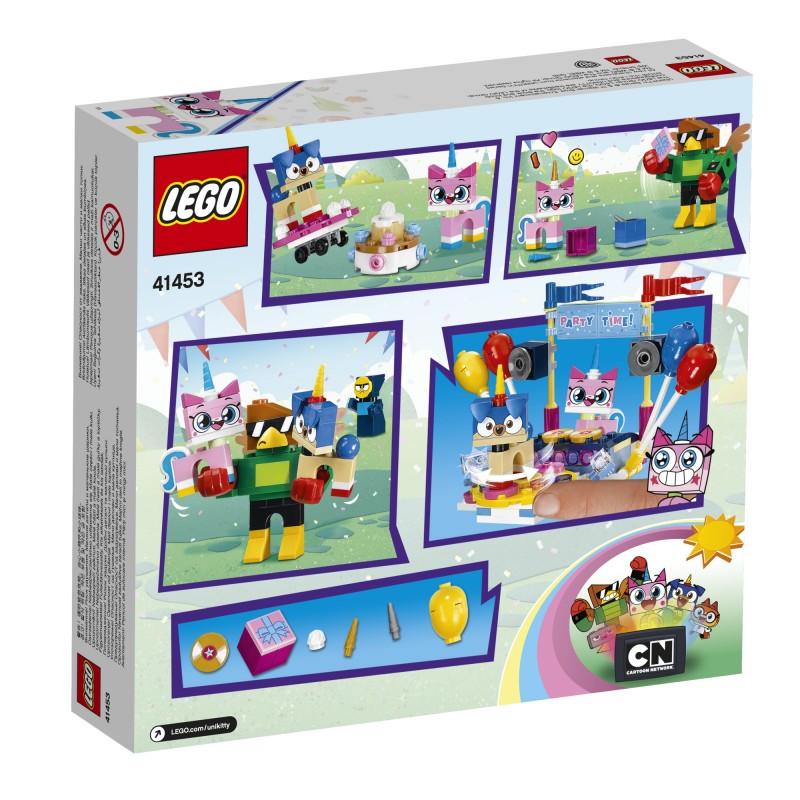 Lego Unikitty Czas Na Imprezę Książę Piesio Rożek 41453