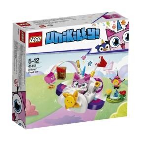 LEGO Unikitty - Chmurkowy pojazd Kici Rożek 41451