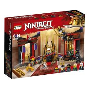 LEGO Ninjago - Starcie w sali tronowej 70651
