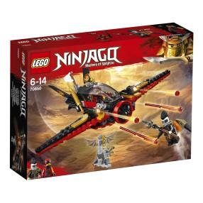 LEGO Ninjago - Skrzydło przeznaczenia 70650