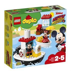 LEGO DUPLO Disney TM - Łódka Mikiego 10881