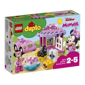 LEGO DUPLO Disney TM - Przyjęcie urodzinowe Minnie 10873