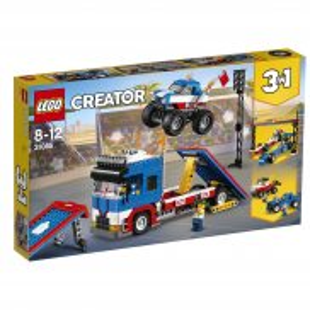 LEGO Creator - Pokaz kaskaderski 31085