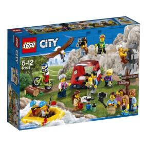 LEGO City - Niesamowite przygody 60202