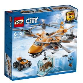 LEGO City - Arktyczny transport powietrzny 60193