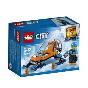 LEGO City - Arktyczny ślizgacz 60190