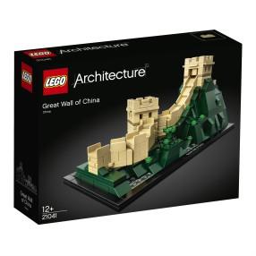 LEGO Architecture - Wielki Mur Chiński 21041