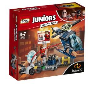 LEGO Juniors - Pościg Elastyny 10759