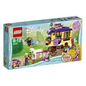 LEGO Disney Princess - Karawana podróżna Roszpunki 41157