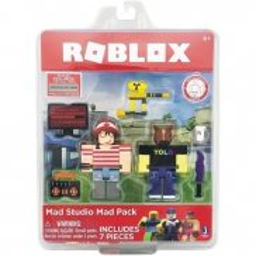 Roblox - 2Pak Mad studio RBL10728