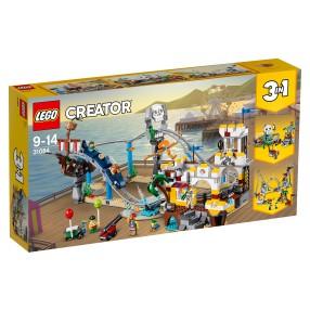 LEGO Creator - Piracka kolejka górska 31084
