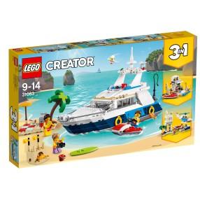 LEGO Creator - Przygody w podróży 31083