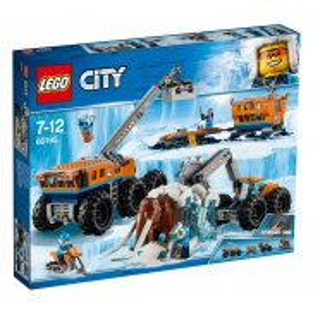 LEGO City - Arktyczna baza mobilna 60195