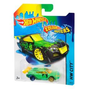 Hot Wheels - Autokolorowańce Auto Zmieniające Kolor HWTF Loop Car CFM46