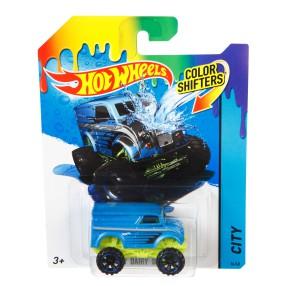 Hot Wheels - Autokolorowańce Auto Zmieniające Kolor Monster Dairy Delivery BHR57