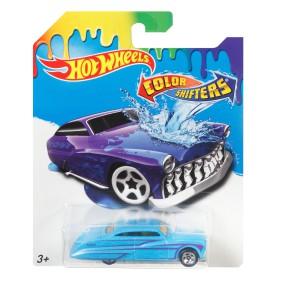 Hot Wheels - Autokolorowańce Auto Zmieniające Kolor Purple Passion BHR52