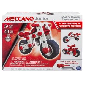 Meccano Junior Klocki konstrukcyjne - Potężne Motory 16102