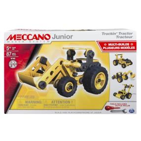 Meccano Junior Klocki konstrukcyjne - Ciągnik 16103