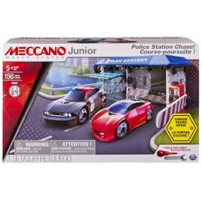 Meccano Junior Klocki konstrukcyjne - Komisariat Policji 16107