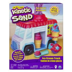 Kinetic Sand - Piasek kinetyczny Samochód Lodziarnia 6035805