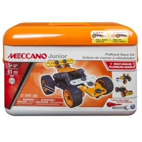 Meccano Junior Klocki konstrukcyjne - Samochód multi zestaw z pudełkiem 16104