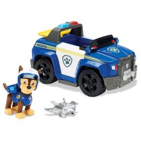 Psi Patrol - Pojazd z figurką Chase i szpiegowskim dronem 20093764