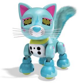 Zoomer Meowzies - Interaktywny kotek Lux 20087682