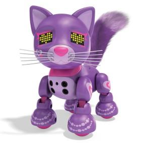 Zoomer Meowzies - Interaktywny kotek Posh 20087681