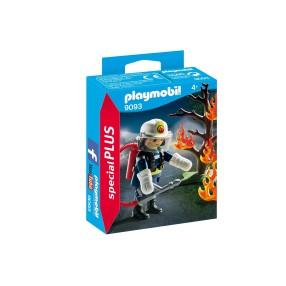 Playmobil - Strażak z gaśnicą 9093