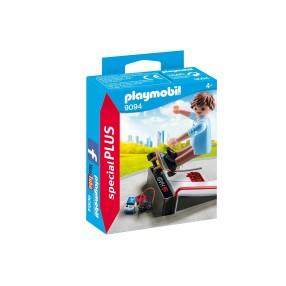 Playmobil - Skater z rampą 9094