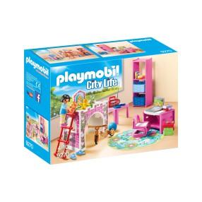 Playmobil - Kolorowy pokój dziecięcy 9270