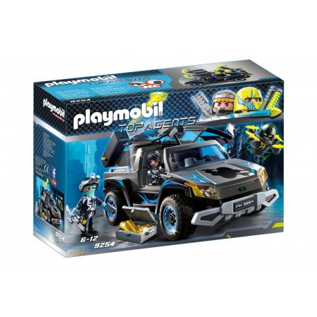 Playmobil - Pick-up Dr. Drone'a 9254