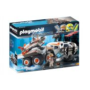 Playmobil - Wehikuł bojowy Spy Team 9255