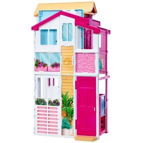 Barbie - Miejski Domek DLY32